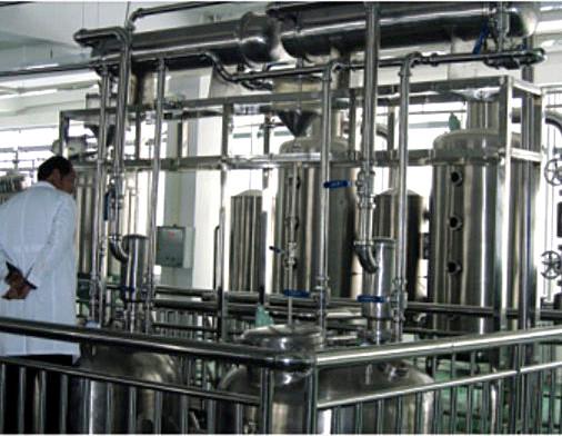 不锈钢罐在生物化工上的运用