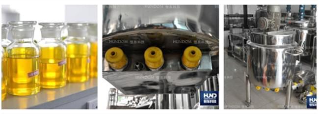 搅拌罐在液体肥料生产中的运用