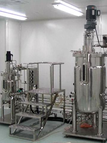 实验室发酵罐组