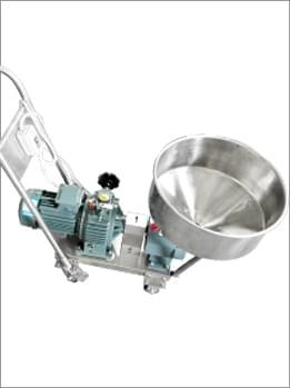移动转子泵(带漏斗)