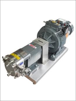 转子泵(带保温)