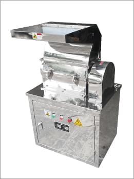 不锈钢粗碎机