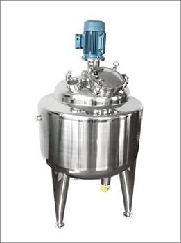 电加热高速乳化罐