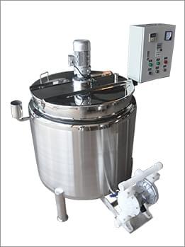 电加热搅拌桶
