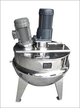 高粘度搅拌夹层锅(配乳化头)