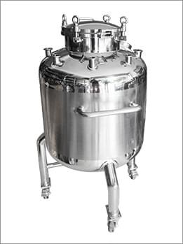 胚液真空储罐