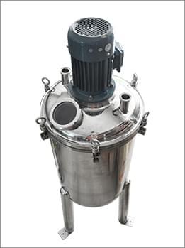 高剪切拌料乳化桶