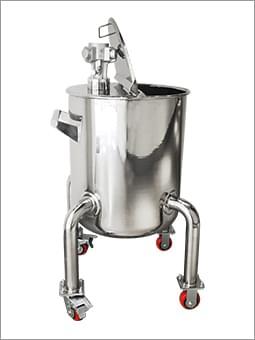 气动单层搅拌罐