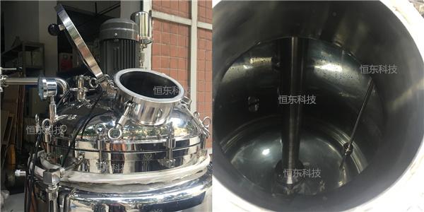 恒东真空乳化罐发往乌兹别克斯坦国家