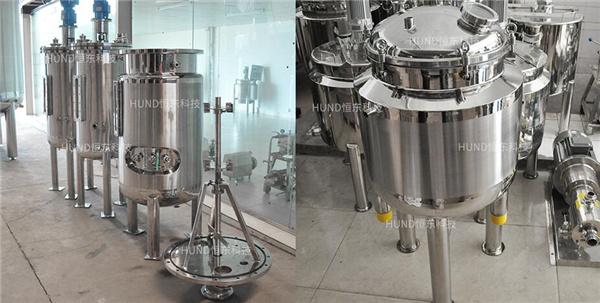 影响物料在发酵罐反应的因素