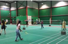 周六羽毛球活动