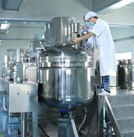 恒东乳化设备在饮料行业的应用