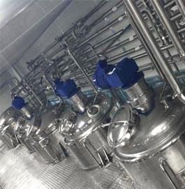 恒东科技植脂末生产设备