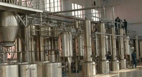 恒东科技调味品生产设备【提取罐】