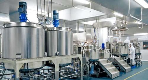 恒东科技乳品生产设备