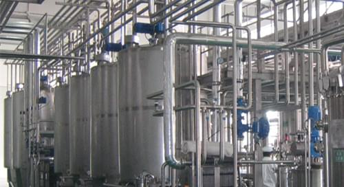 恒东科技啤酒生产线设备