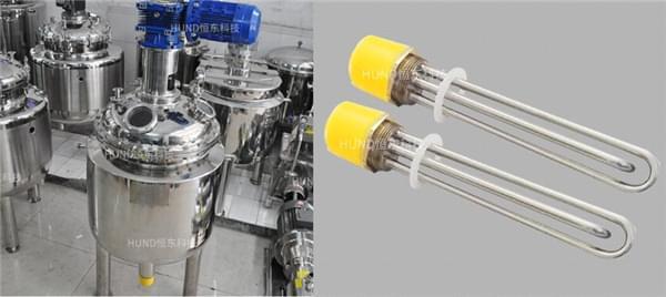 如何检查电加热搅拌罐发生漏电?