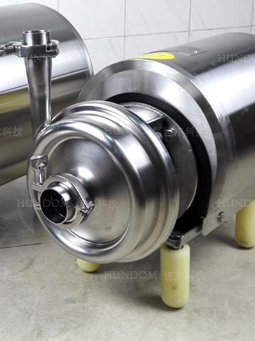 ABB卫生泵(GKH高端型)