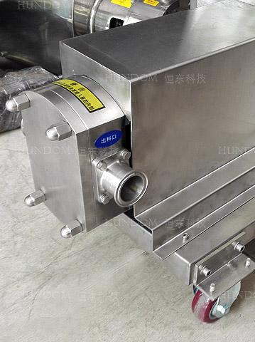 移动型转子泵(带推车)