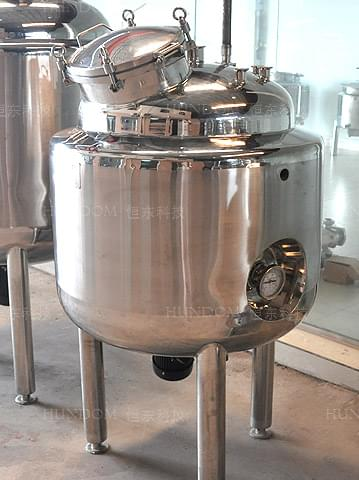 磁力搅拌配液罐