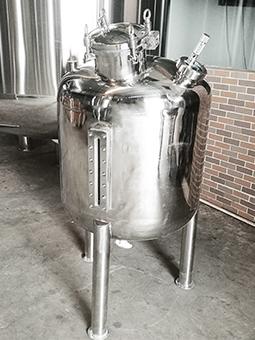 不锈钢单层储罐