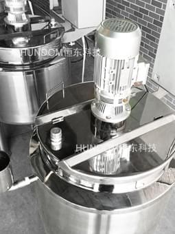 双层电加热搅拌罐