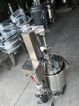 不锈钢搅拌罐带升降架