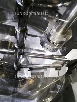 不锈钢搅拌循环罐