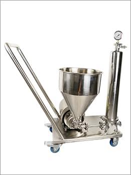 微孔过滤器带泵