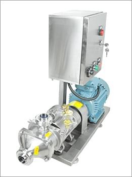 双螺旋泵输送泵