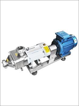 双螺旋保温输送泵