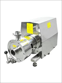 高剪切间歇式乳化泵-1型