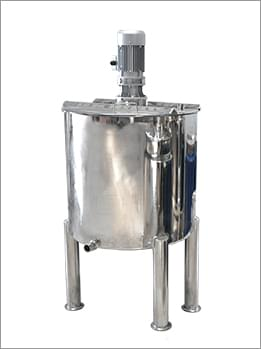单层搅拌桶