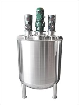 不锈钢单层搅拌罐(带防爆电机)