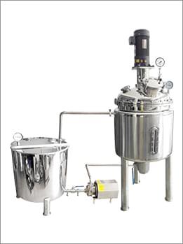 循环电加热搅拌罐