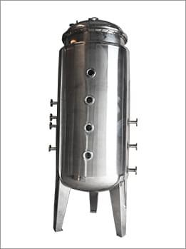 盘管加热罐
