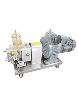 凸轮转子泵(带保温)