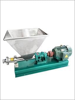 不锈钢螺杆泵(方口漏斗)