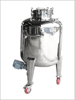 单层磁力搅拌罐