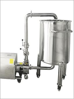 移动乳化泵双进口组合