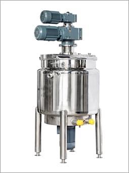 电加热搅拌乳化罐