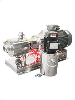 高速管线乳化泵水循环