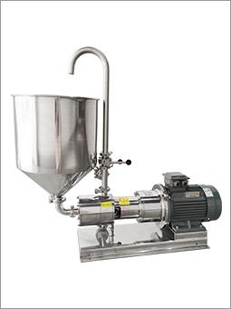 乳化泵三级双进口