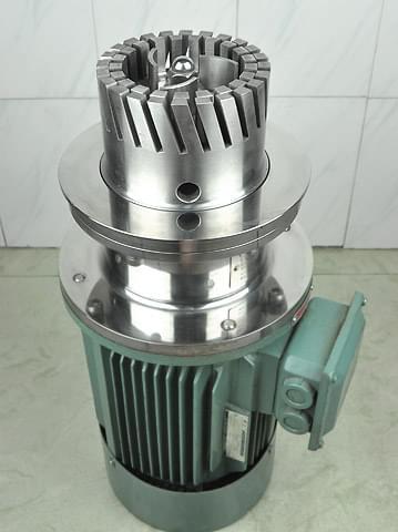 釜底式分散乳化机