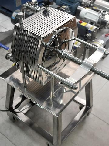 精密板框过滤器
