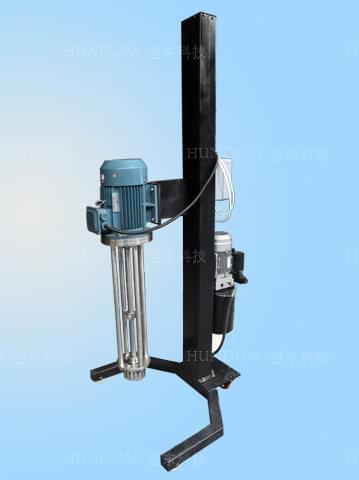 电动液压升降式乳化头