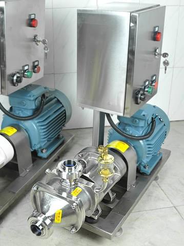双螺旋泵高浓度输送泵
