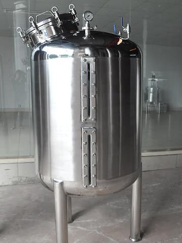 单层密封储罐