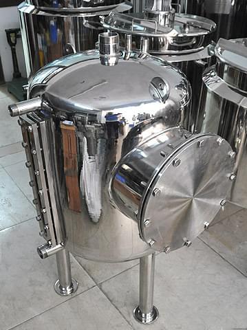 立式发酵罐