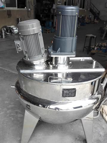 乳化型夹层锅